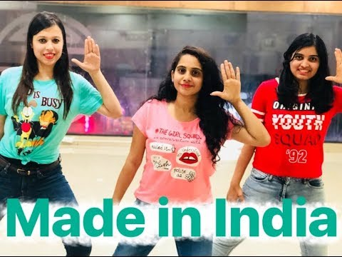 MADE IN INDIA Song Dance | Guru Randhawa | saadstudios