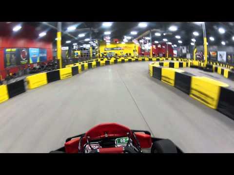 Pole Position Raceway Kids Karts GOPRO