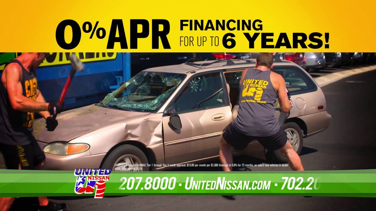 United Nissan | Cash 4 Clunkers is Back! - YouTube