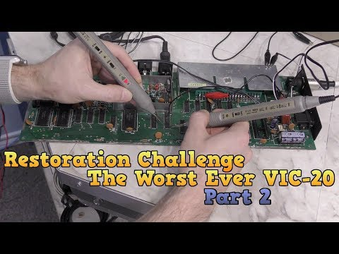 The Worst VIC-20 Ever - Part 2