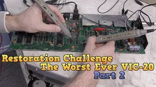 The Worst VIC-20 Ever - Part 2 thumbnail