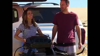 The Voyager Portable BBQ is perfect for any meal any time!