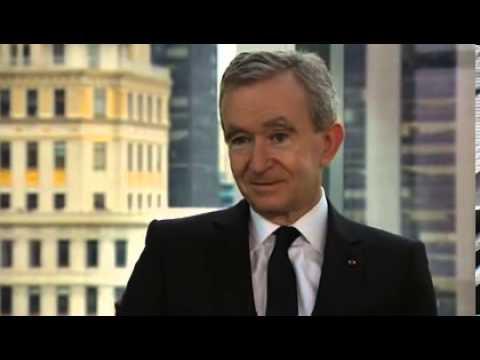 Bernard Arnault (LVMH) - Portrait 1/4