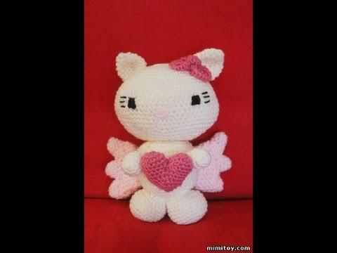 Hello Kitty - амигуруми