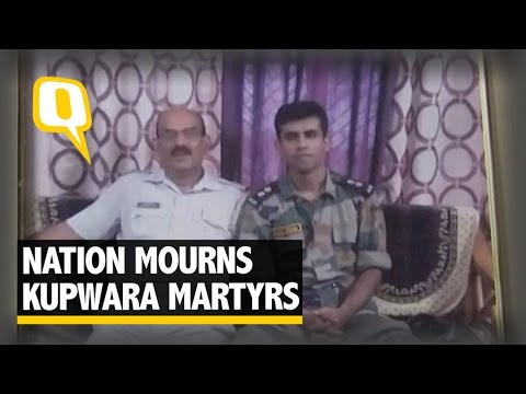 The Quint: I have No Expectations From the Govt: Captain Ayush Yadav's Father