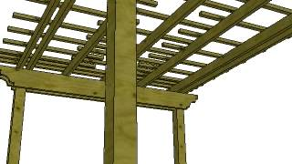 Basic Arbor In Sketchup
