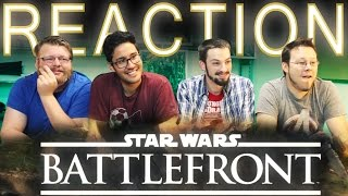 Star Wars Battlefront 3 Co-op Gameplay REACTION