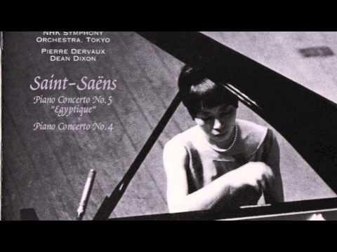 サンサーンス ピアノ協奏曲 第5番 エジプト風 第2楽章.m4v