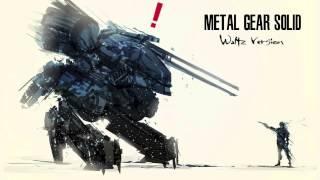 Metal Gear Solid Main Theme Waltz Version