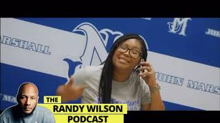 "Randy Wilson Podcast ""Celebration Episode"" John Marshall High School ""Tap In"""