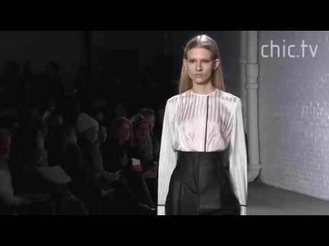 Yigal Azrouel New York Fashion Week Fall 2015