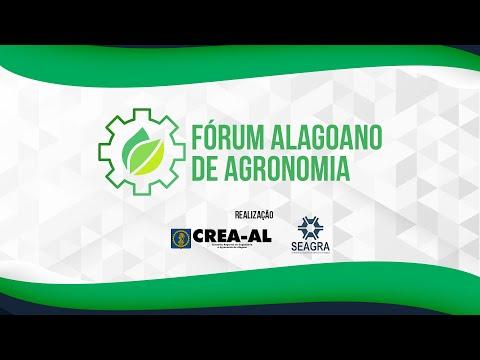 Fórum Alagoano de Agronomia