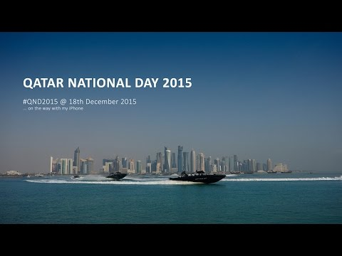 Qatar National Day 2015 #QND2015
