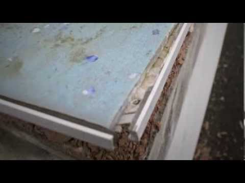 Terrasse Avec Carrelage Sur Pice Non Habite  Youtube