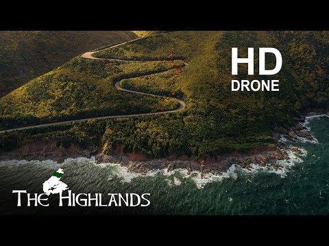 Cape Breton Highlands National Park As You've Never Seen Before