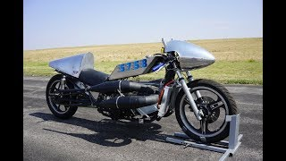 This Snowmobile Motorcycle Is The Craziest Vehicle I