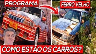 3 POLÊMICAS DE CARROS REFORMADOS PELA TV