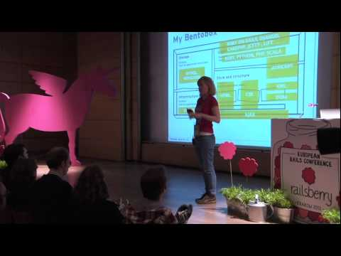 Linda Liukas - What every girl needs to know about programming (Railsberry 2012)