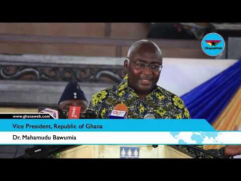100,000 graduates will be employed this year - Bawumia