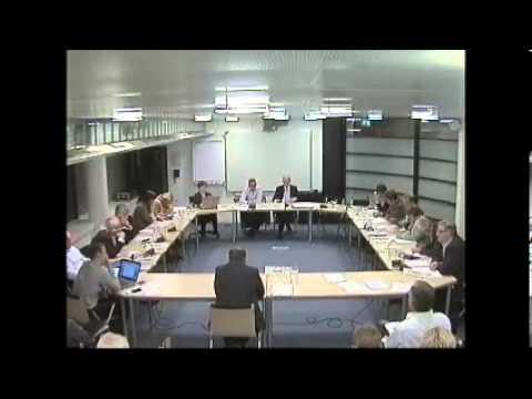 11-10-2012 - Hoorzitting B Zomernota en begroting bestaand beleid BBB) 2013-2016