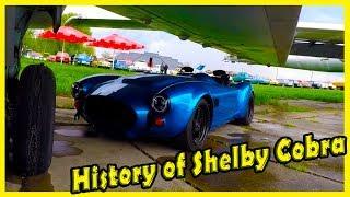 Classic British Sport Cars  Shelby Cobra 60s Reviews. History of AC Shelby Cobra. Roadster Cobra