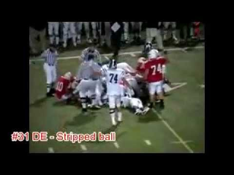 Mike Murphy Football Highlights