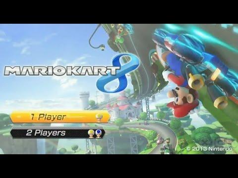 Wii U Longplay [006] Mario Kart 8 (Part 1 of 2)