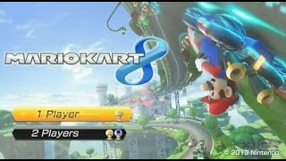Wii U Longplay 006 Mario Kart 8 Part 1 Of 2