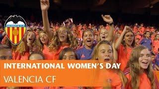 نادي فالنسيا الإسباني يهنئ فريق عمله النسائي باليوم العالمي للمراة (فيديو)