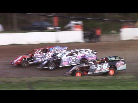 Econo Mod Feature | Eriez Speedway | 5-14-17