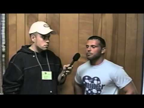 Jamie Noble Interview