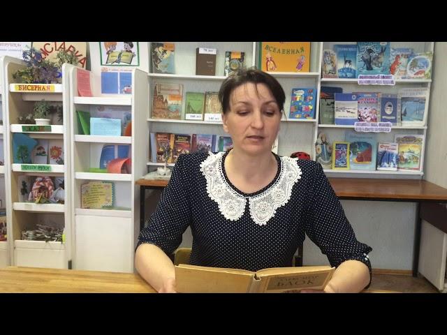 Изображение предпросмотра прочтения – ГалинаКорниенко читает произведение «Пушкинскому дому» А.А.Блока