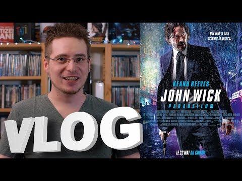 Vlog #600 - John Wick Parabellum