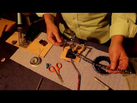 LED light Installation for FeelFree Lure Kayak, How to Pt 1
