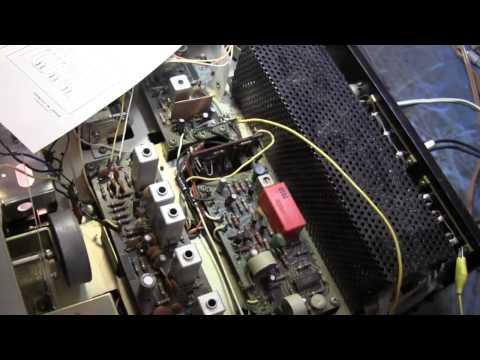 FM tuner repair