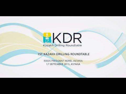 1st KDR, Kazakh Drilling Roundtable, 2015