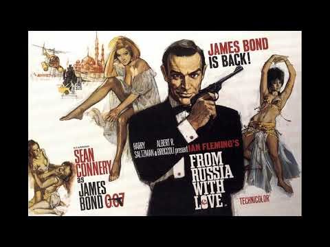From Russia With Love (pt 1) ultimate soundtrack suite by John Barry
