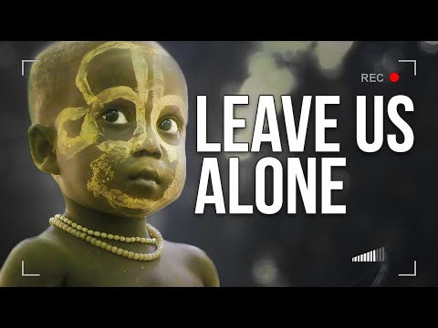 Isolated Tribe's Touching Message for The Modern World (Uncontacted for 55,000 years) Jarawa