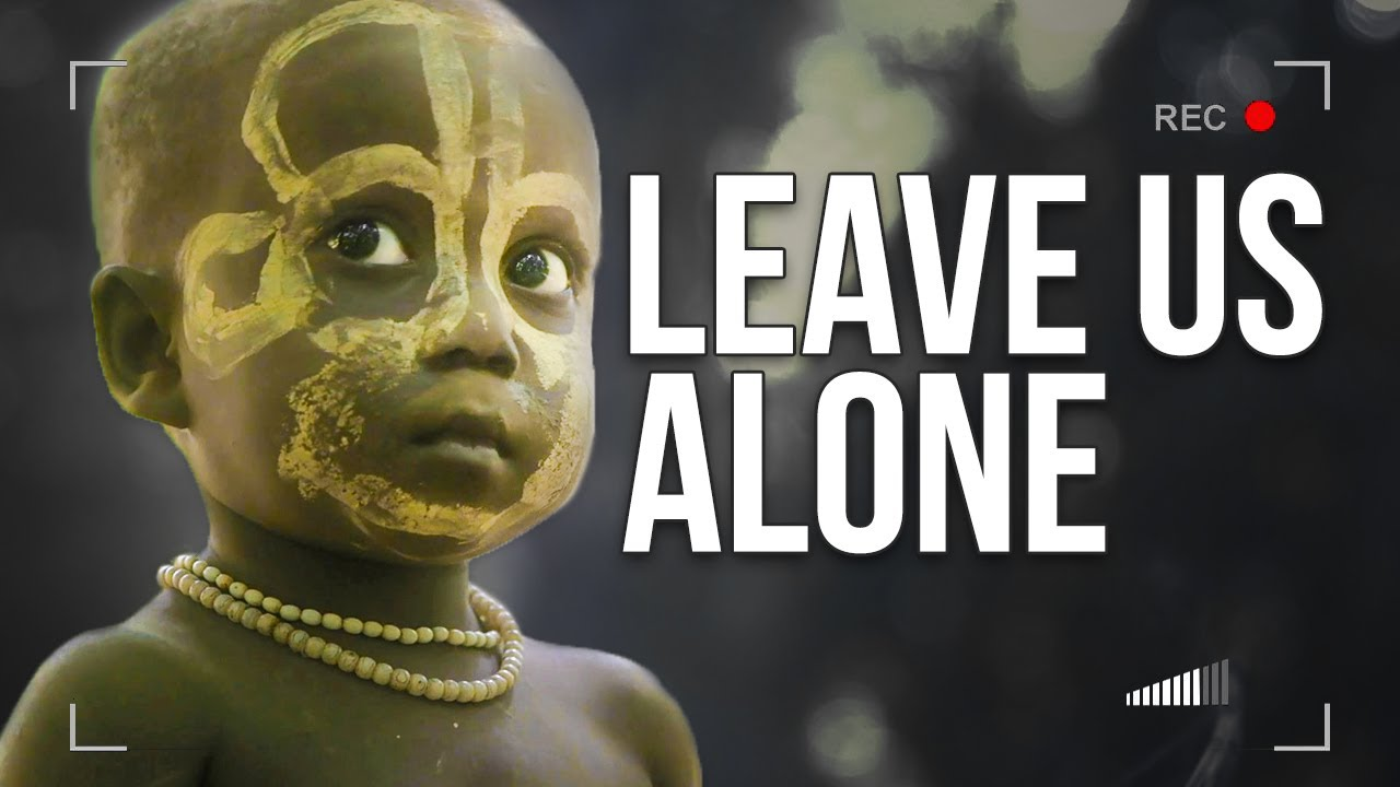 Download Isolated Tribe's Touching Message for The Modern World (Uncontacted for 55,000 years) Jarawa