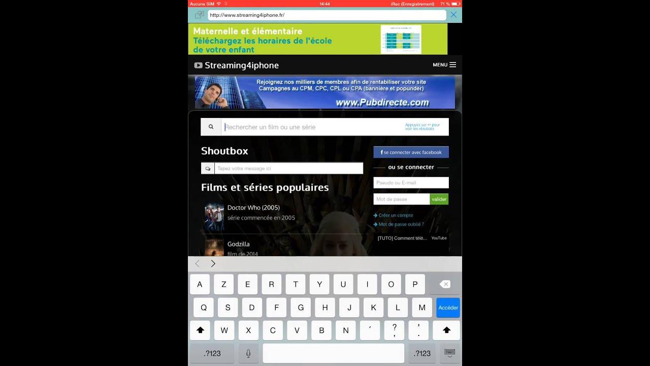 télécharger des films gratuitement sur pc portable