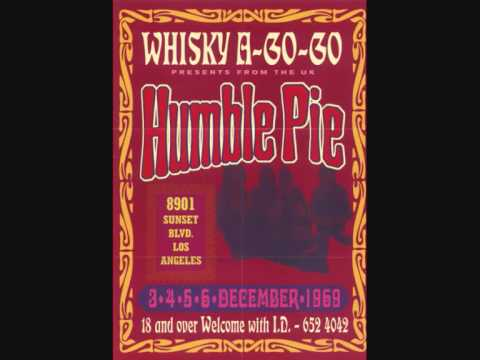 HUMBLE PIE : FOR YOUR LOVE.