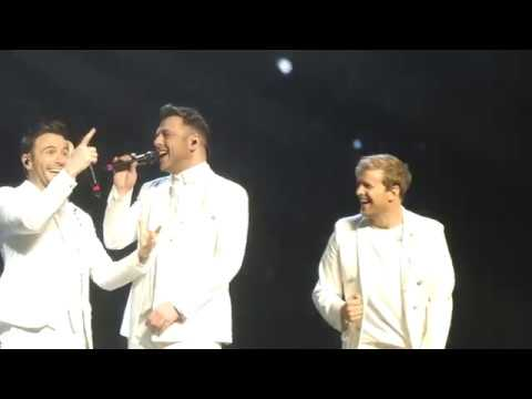 Westlife - Flying Without Wings Ending - The O2 London - 14th June 2019