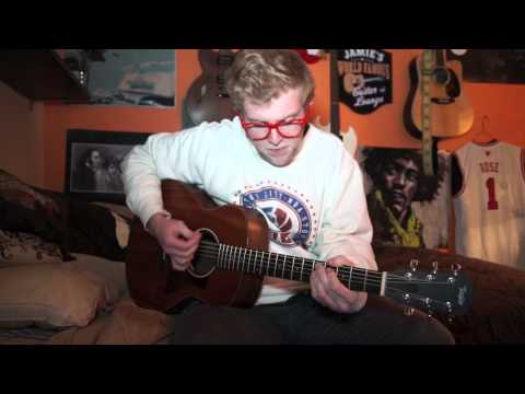 Justin Bieber - Die In Your Arms (Cover by Jamie Lono)