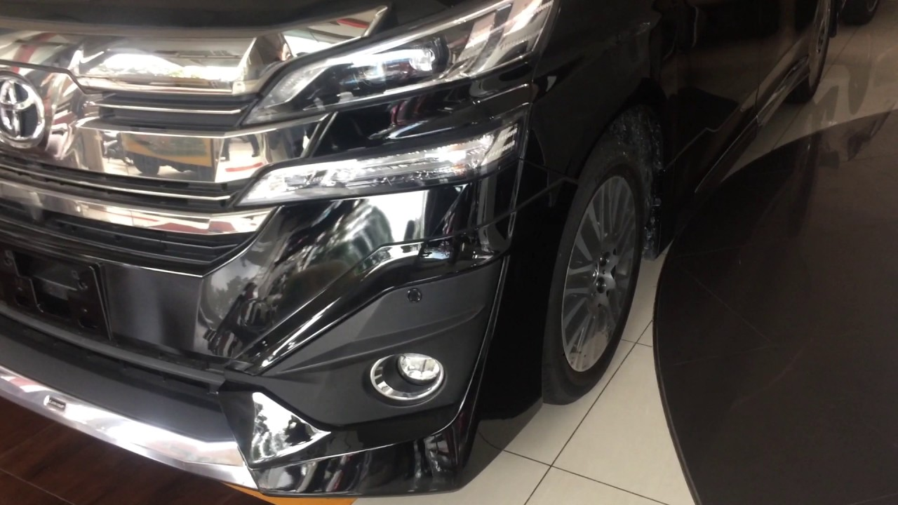 all new vellfire interior camry headlightmag at limited youtube