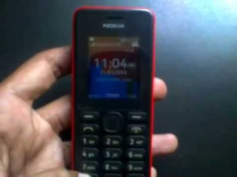 How to Hard Reset NOKIA 108 in 10 seconds!!
