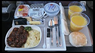 Emirates Economy Class | In Flight Review | Flying To Dubai