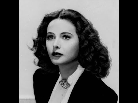 The brilliant mind of Hollywood legend Hedy Lamarr
