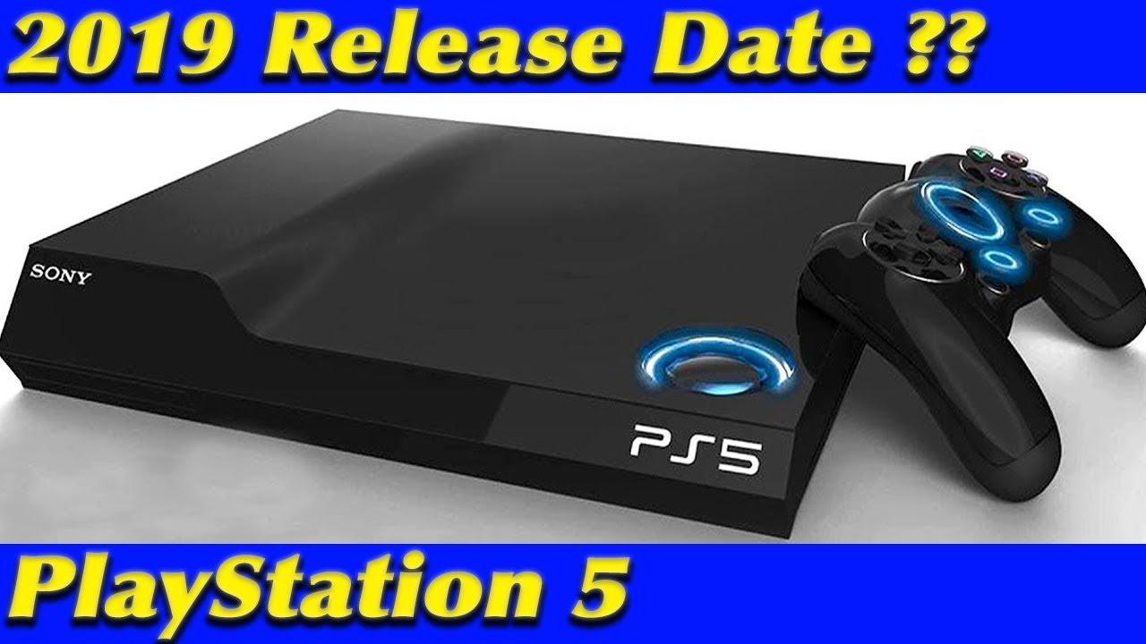Дата выпуска PS5