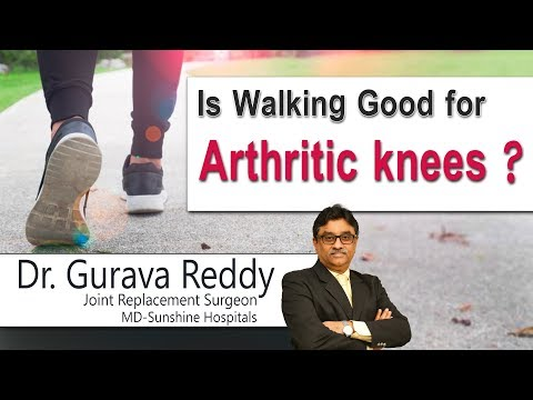 Hi9 | Is walking good for arthritic knees? | Dr. Gurava Reddy | Joint Replacement Surgeon