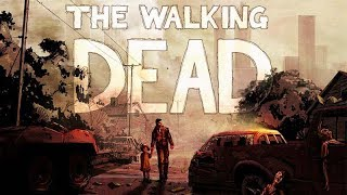 The Walking Dead: Full Season 1 All Cutscenes (Remastered Collection) Telltale Games